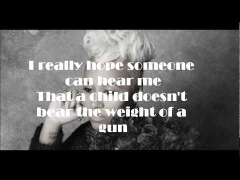 EMELI SANDE-HOPE (lyric video)
