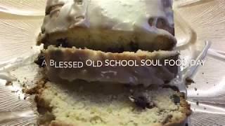 OLD SCHOOL ORANGE CRANBERRY BREAD