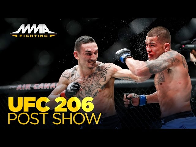 UFC 206 Post-Fight Show