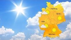 Wetter: Im Norden zeitweise mehr Wolken (06.04.2020)