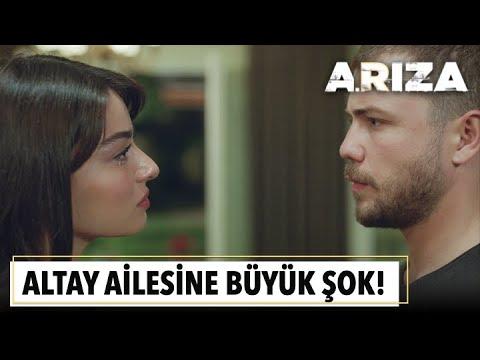 Altay ailesine büyük şok! | Arıza 5. Bölüm Sonu