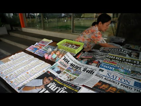 Free Download Vote Count Under Way In First Thai Poll Since 2014 Coup Mp3 dan Mp4