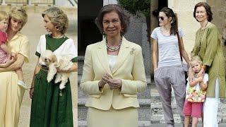 Así es el estilo de doña Sofía de Grecia, actual reina consorte de España. Análisis de sus looks.