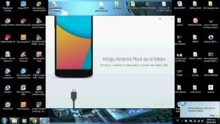 como rutear casi cualquier celular con kingo root pc