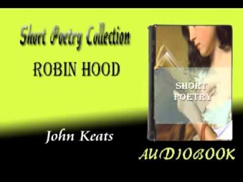 john keats short poems
