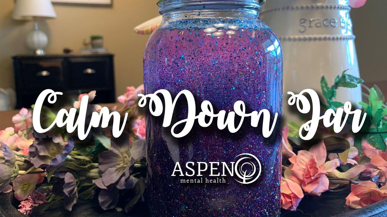 Strategic Creations - Calm Down Jar