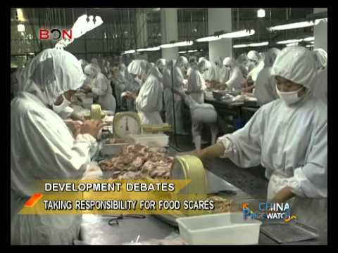 Should Mcdonald's, KFC take responsibility for food scares? - July 25, 2014 - BONTV China