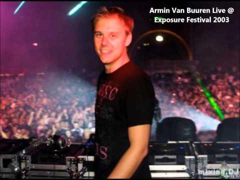 Armin Van Buuren Live At Exposure Festival 2003