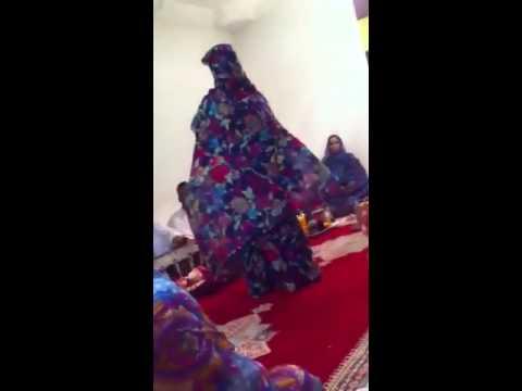 رقص موريتاني mauritanie dance