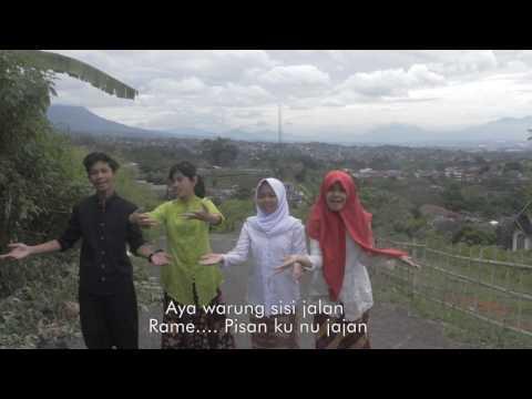 Pupuh Balakbak - Aya Warung Sisi Jalan ( SMAN 20 BDG )