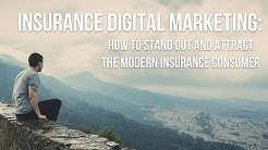 Insurance Digital Marketing: An Introduction to the Connected Generation