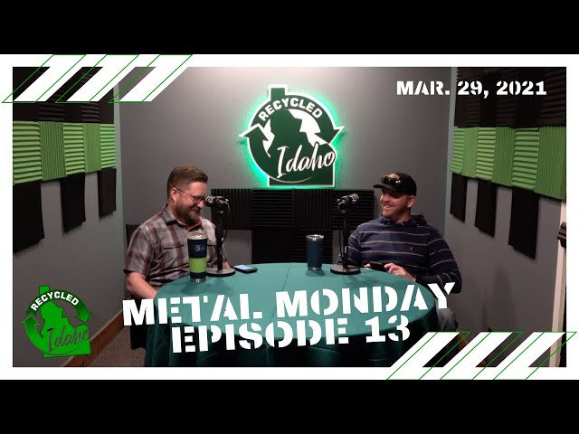 Metal Monday #13 with Nick and Brett, 2021