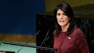 'We will remember this': US slams UN Jerusalem vote