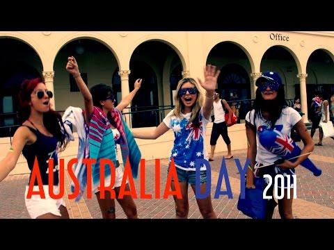 Australia Day 2011 (Primeiro Vídeo do Canal) -  EMVB -  Emerson Martins Video Blog