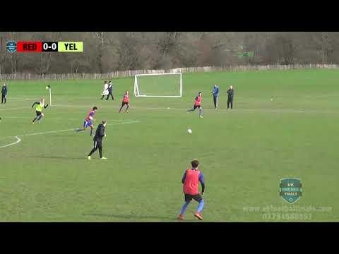 5 Day Training & Trials Camp | Senior Trial Matches | UK Football Trials