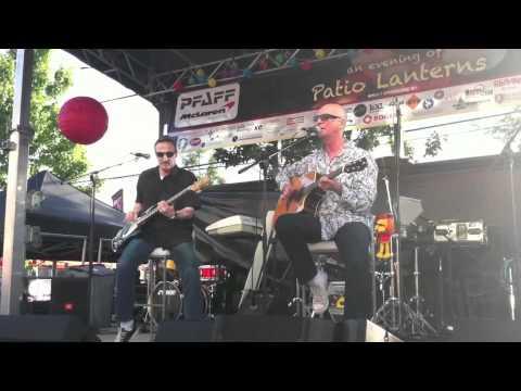 Acoustic version of Patio Lanterns - Kim Mitchell