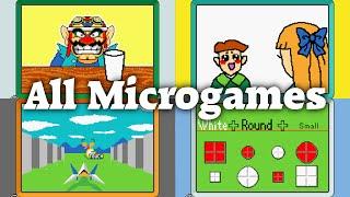 WarioWare: D.I.Y. - All 114 Microgames