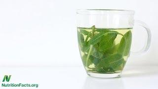 Aromaterapie mátou peprnou při nevolnosti