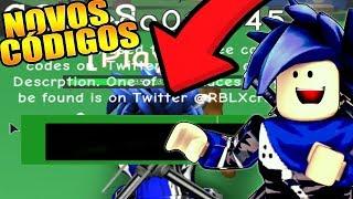 ¡NUEVOS CODIGOS DE RPG WORLD! -ROBLOX