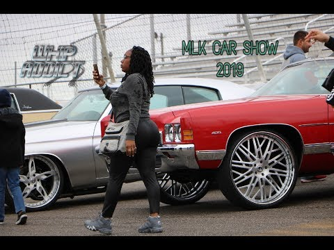 WhipAddict: MLK Car Show 2019, Custom Cars, Big Rims, Donks, Super Sound Systems, Swervin'