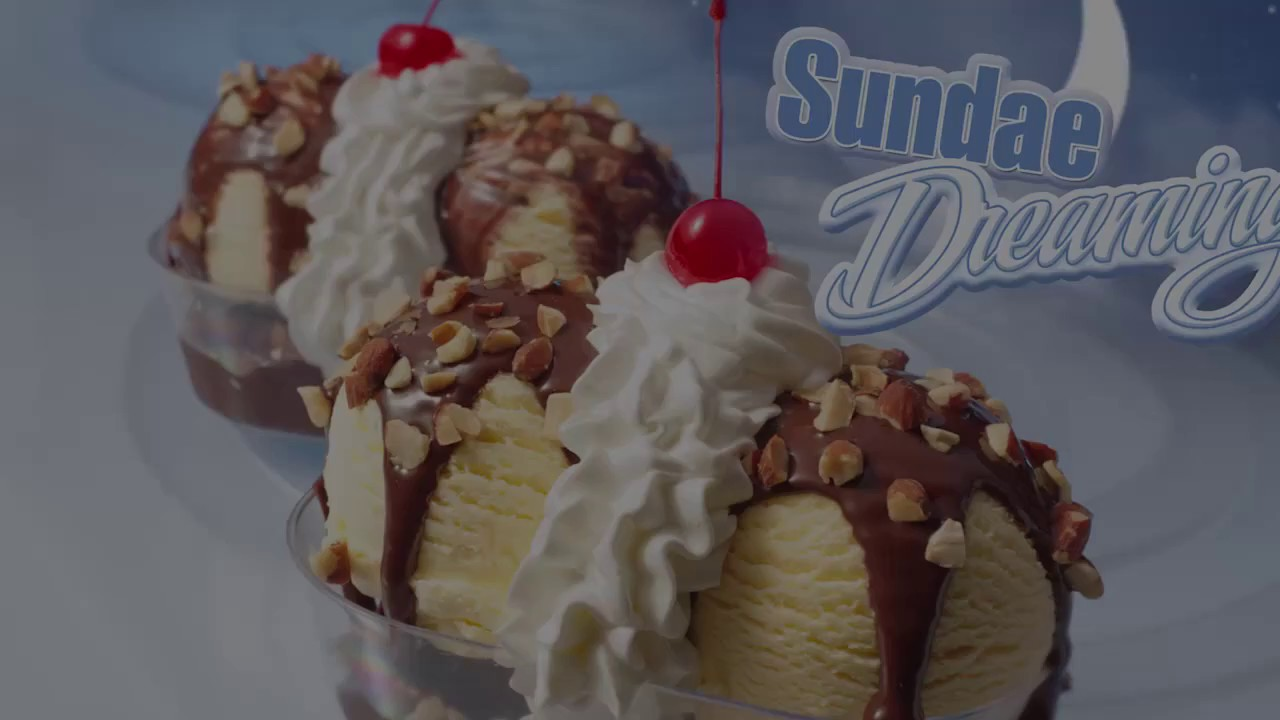 Molten Lava Cake Sundae Youtube