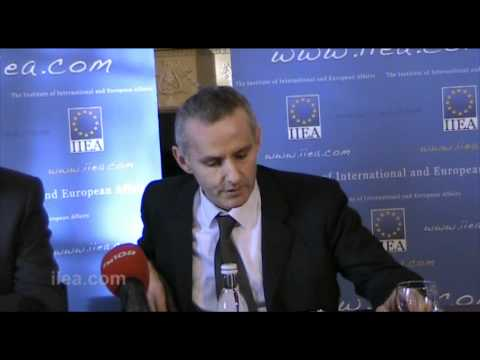 Minister Ciarán Cuffe, T.D. on UN Climate Negotiations -- A Post-Cancún Briefing
