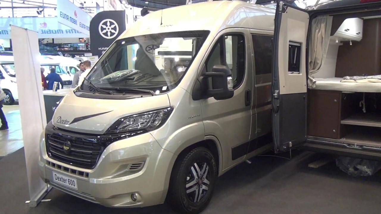Camper vans from Karmann Mobil
