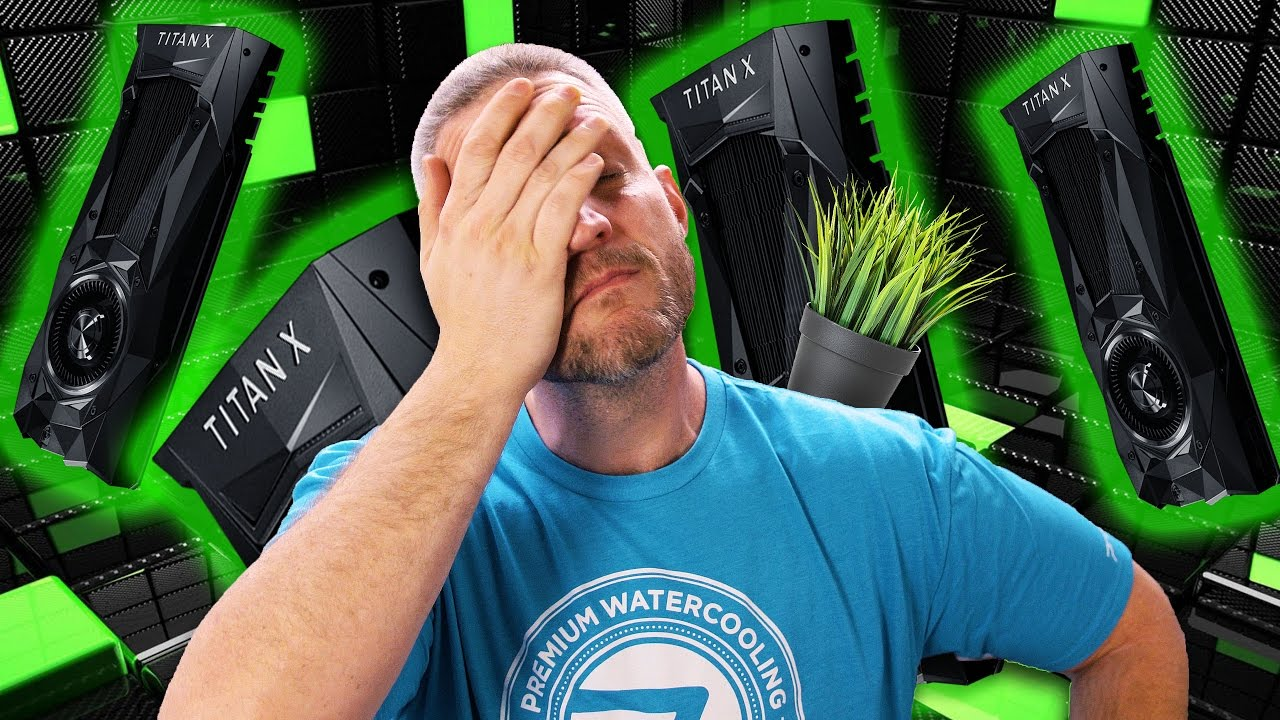 Another new NVIDIA TITAN XP??? PLEASE STOP IT! *RANT*