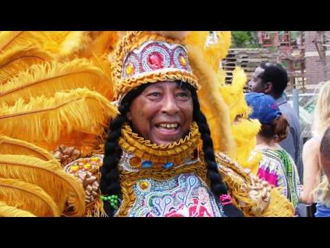 Paying Tribute to the New Orleans Mardi Gras Indians