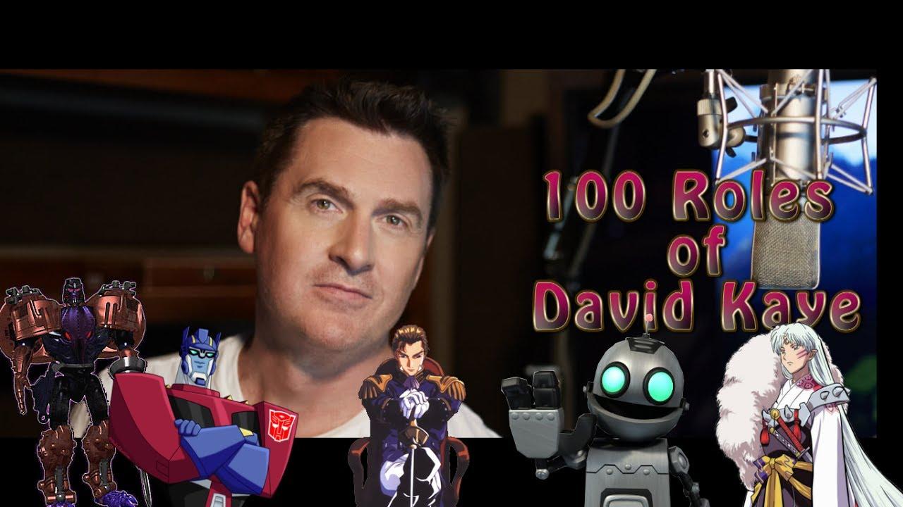 100 Roles of David Kaye - YouTubeDavid Kaye