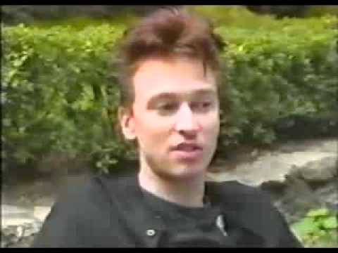 Interview With Alan Wilder, Eyewitness News 1987
