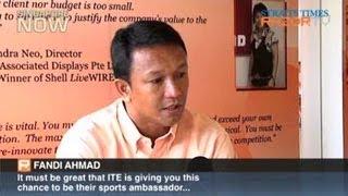 Q & A with Fandi Ahmad (Fandi Ahmad Pt 3)