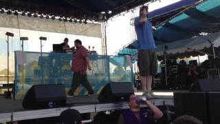 Aesop Rock - Catacomb Kids Soundset 2012