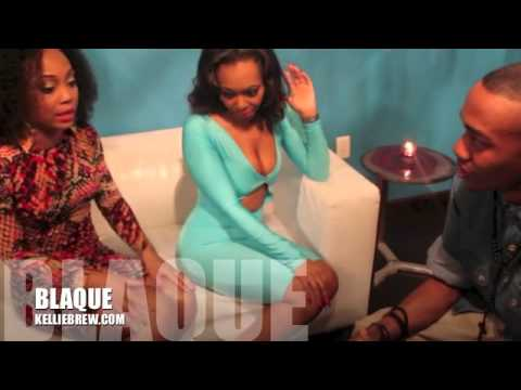 Blaque Interviews with Sted D.