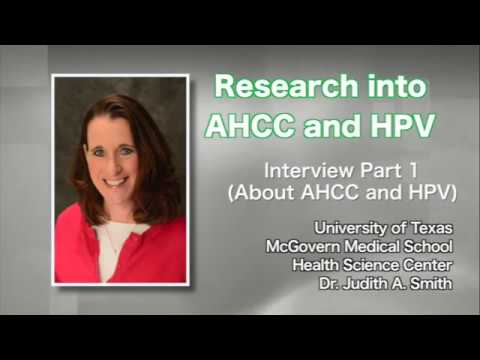 AHCC and HPV – ICNIM|AHCC Research Association