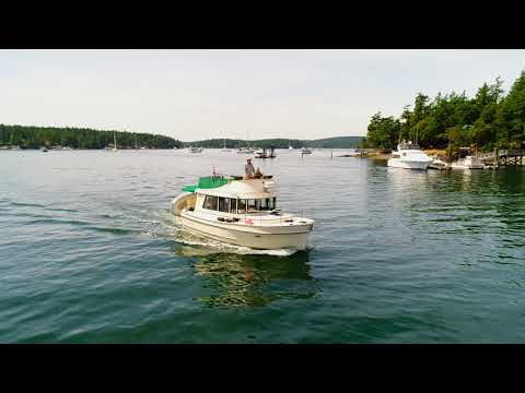 Friday Harbor - Roche Harbor - San Juan Island -in 4K