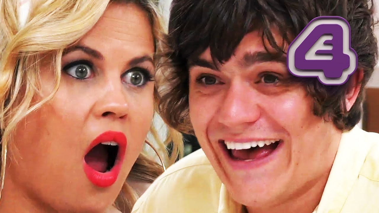 Frankie cocozza dating show