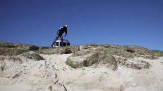 Cnip Campsite - trials and tribulations, and Dougal on the beach. ScotVlog 51