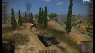 Лучший Бой Wot- T110e5 -14 Фрагов! Убил Всех!!! Red-Y Clan
