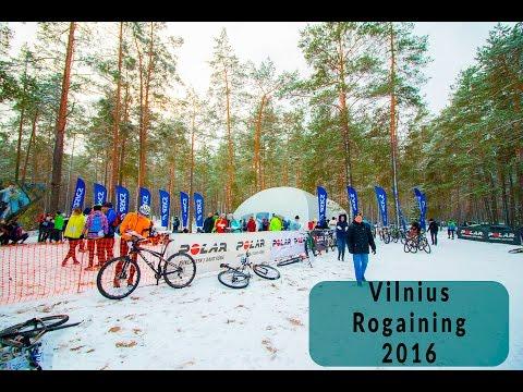 Vilnius Rogaining 2016