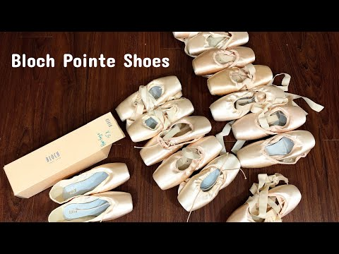 My experience with Bloch Pointe Shoes ❤️