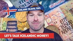 Iceland Travel Tips - Let's Talk Money!