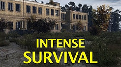 Intense Military Base Survival - DayZ