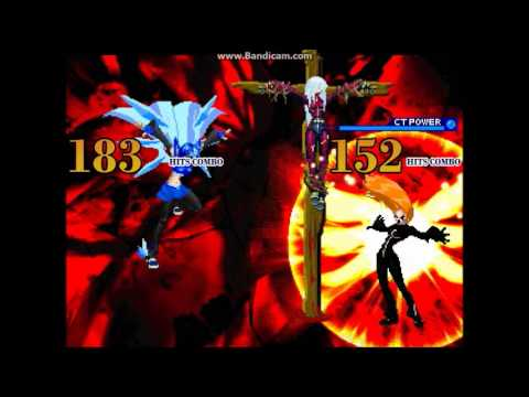Mugen -Denied- Isabeau vs Inverno |