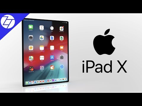 iPad X (2018) - CONFIRMED!