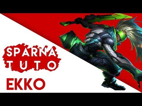 Ekko Mid S8 Tuto Fr Par Escr0c Youtube