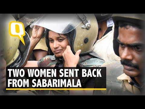 Sabarimala Row: Women Still Not Allowed to Enter the Temple | The Quint