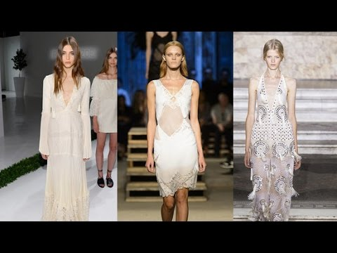 The 7 Biggest Trends For Spring 2016 From Fashion Month
