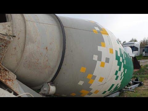 Продаётся установка автобетоносмеситель ( Миксер) LIEBHERR Разборка грузовиков и спецтехники