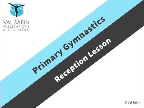 1. Val Sabin Reception Gymnastics lesson.